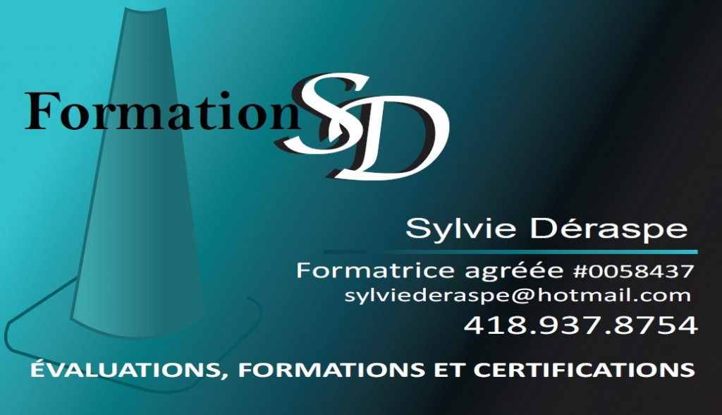 Formation SD