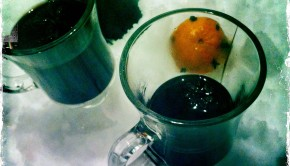 photo - vin chaud