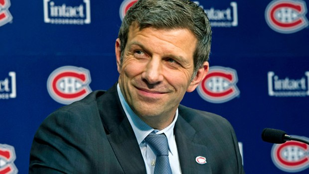 Canadiens GM Bergevin Hockey