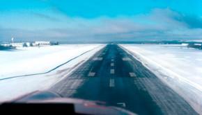 atterrissage Moncton 1978