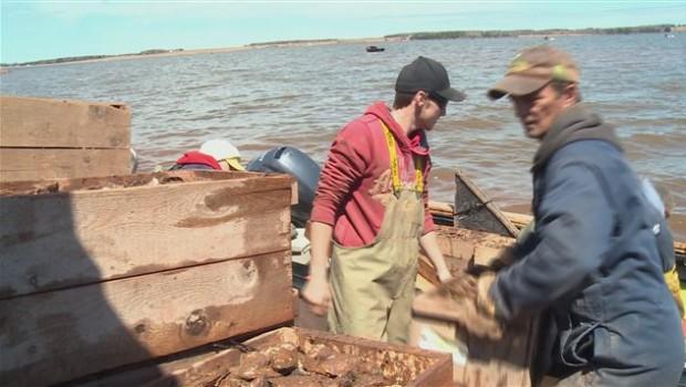 La pêche sur la rivière du corbeau le domaine de Tambov