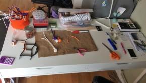 Table de bricolage