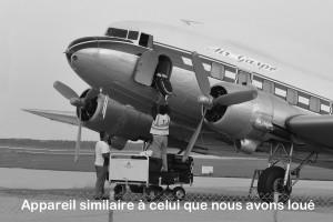 DC-3 Air Gaspé (i)