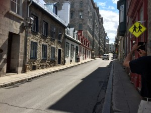 rue de ville