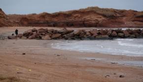 erosion-iles-de-la-madeleine-tempete