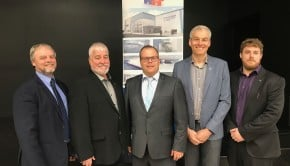 Caisses des Iles + Municipalite (21 mai 2019) - Centre multisport Desjardins