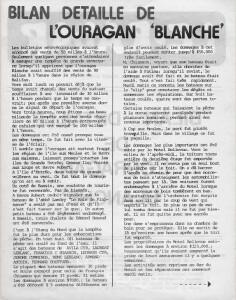 Radar 31 juillet 1975, p.2_Ouragan Blanche