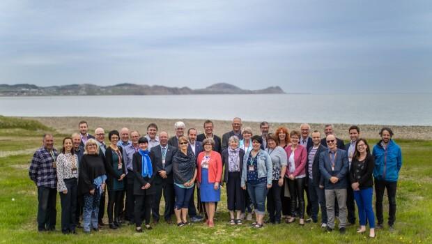 Mentors et coordonnateurs 2019